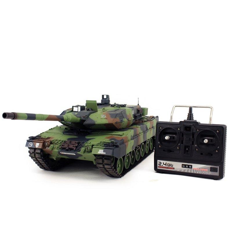 RC Leopard 2A6 1/16 Promotion Version
