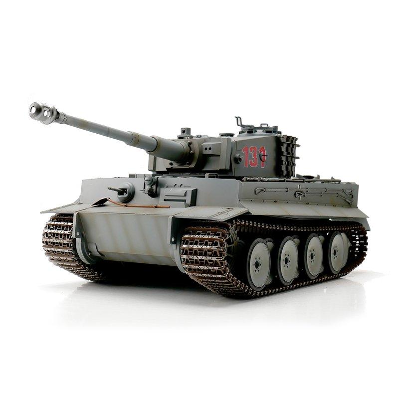 Torro hobby edition RC Tiger I Panzer Grey