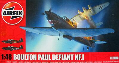 Airfix A05132 Boulton Paul Defiant NF.I