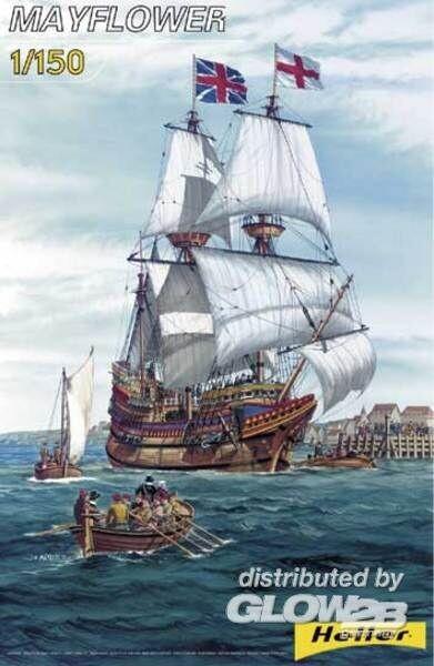 Heller 80828 Mayflower