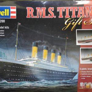 modelbouw revell boot