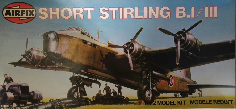 Airfix 06002 Short Stirling B.I / B.III