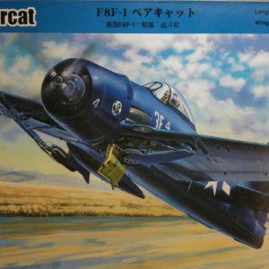 Hobby Boss 80356 F8F-1 Bearcat modelbouw vliegtuig
