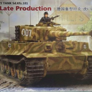 Rye Field Model RM-5015 Tiger I Late Production
