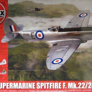 Airfix A06101A Supermarine Spitfire F. Mk.22/24