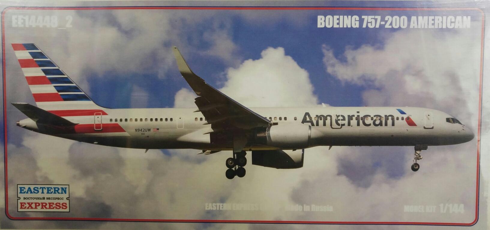 Eastern Express EE14448-2 Boeing 757-200 American