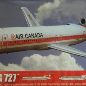Airfix A04177A Boeing 727 modelbouw vliegtuig