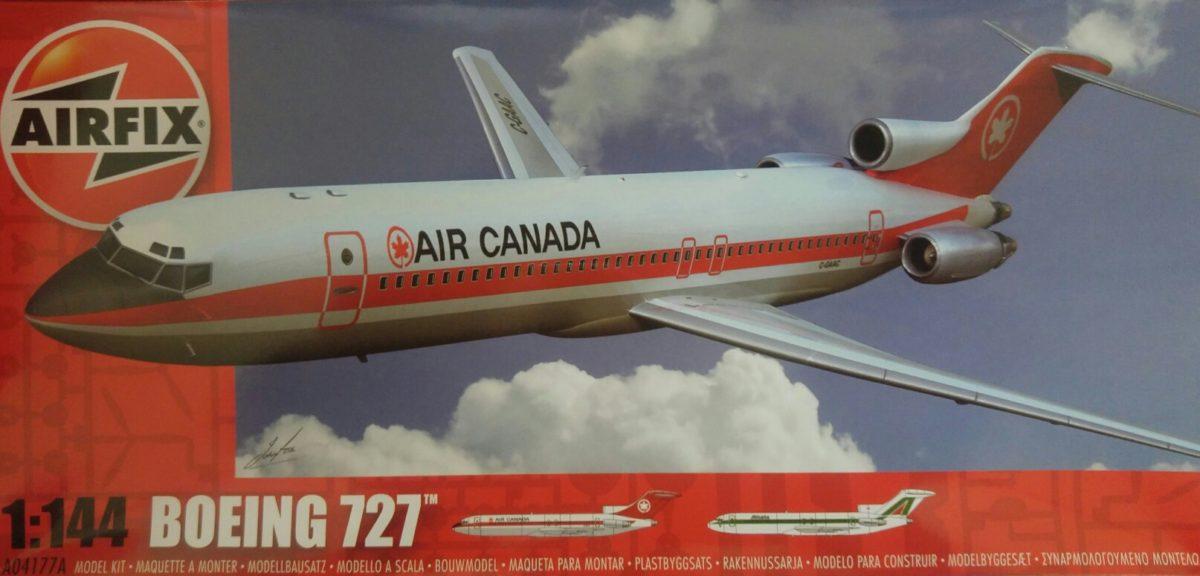Airfix A04177A Boeing 727