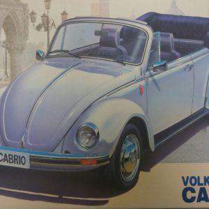 Imai B-2332 Volkswagen Kever Cabrio modelbouw occasion