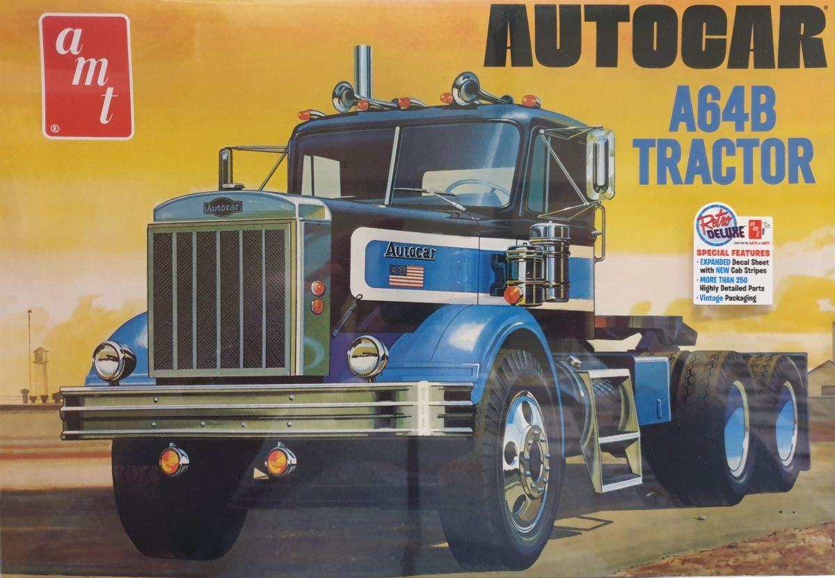 AMT 1099 Autocar A64B Tractor