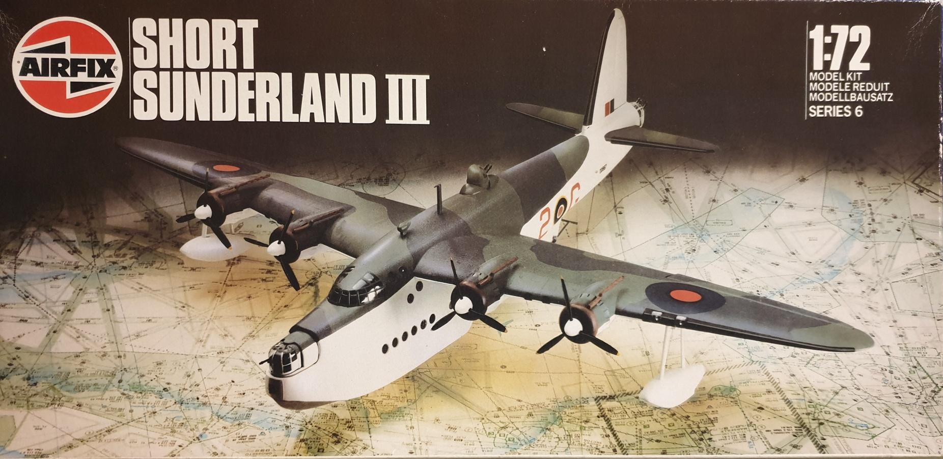 Airfix 06001 Short Sunderland III