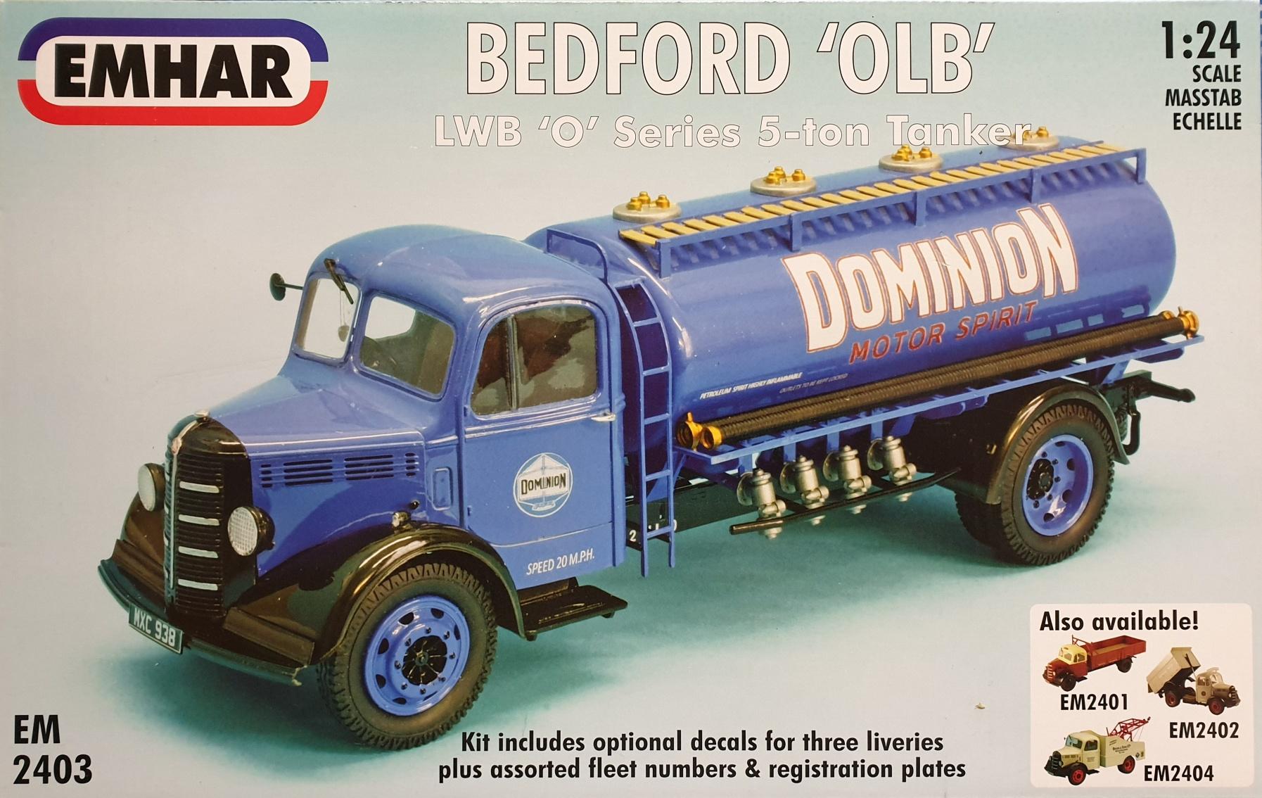 "Emhar EM 2403 Bedford ""OLB"""
