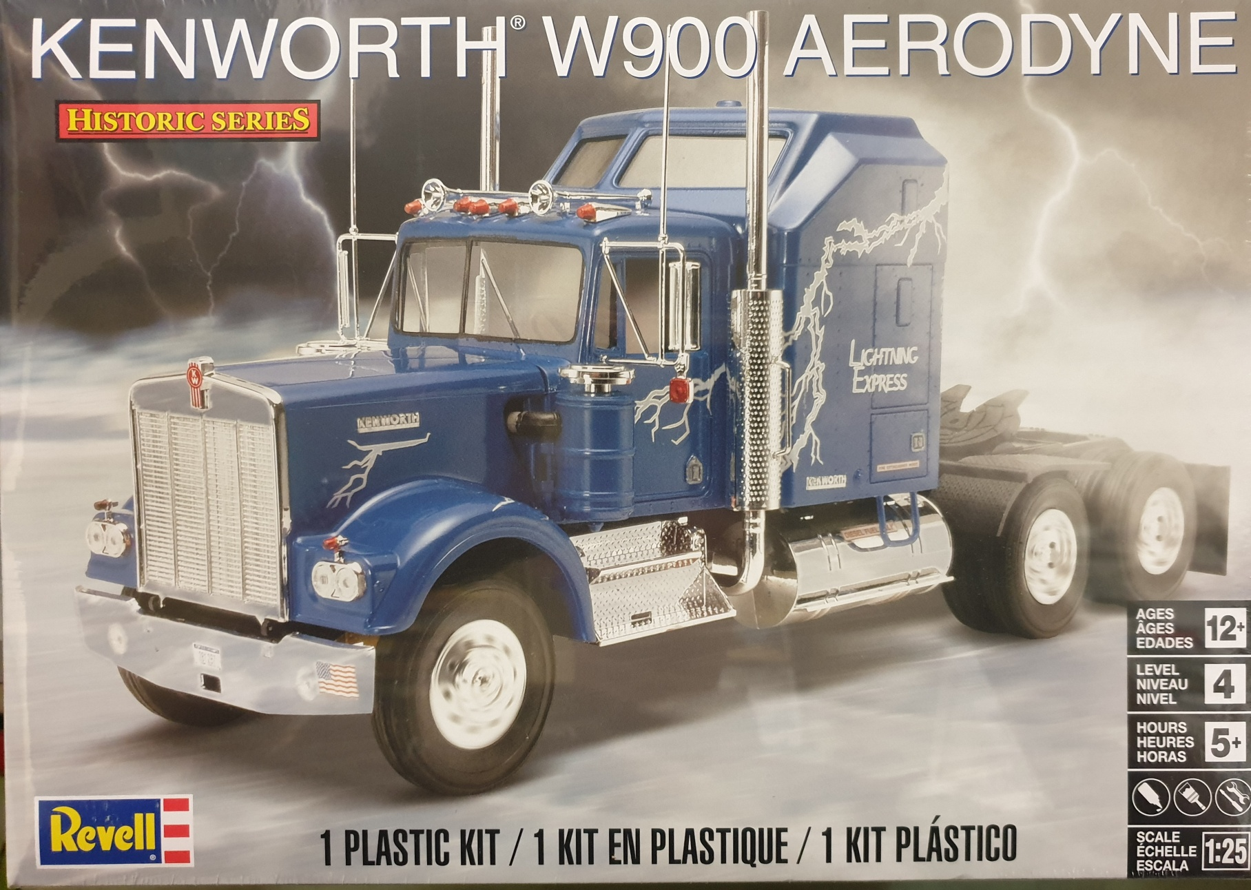 Revell 85-1507 Kenworth W900 Aerodyne