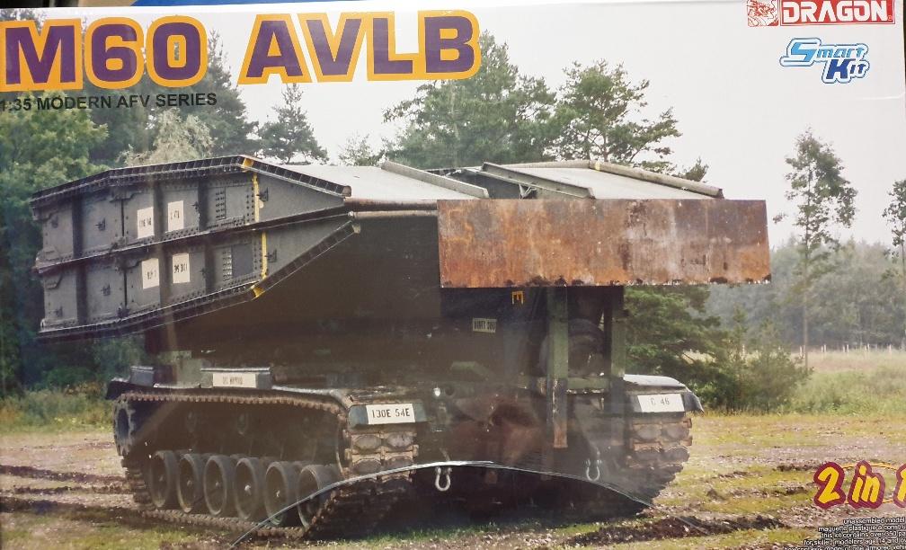 Dragon 3591 M60 AVLB
