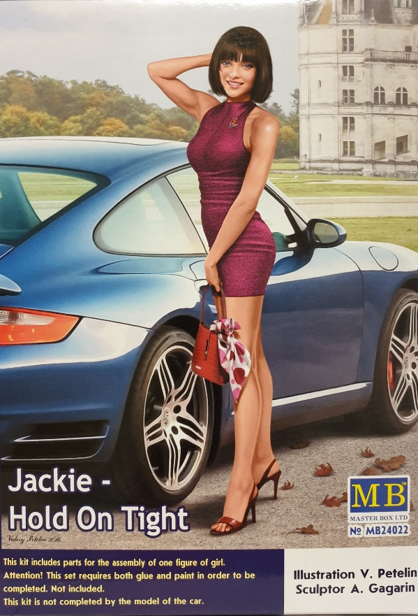 Master Box 24022 Jackie – Hold On Tight