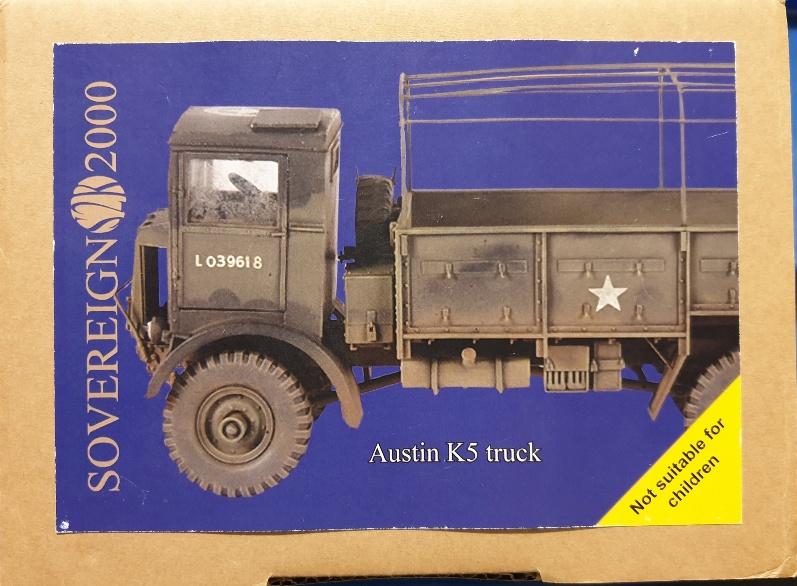 Sovereign 2000 S2KV011 Austin K5 Truck