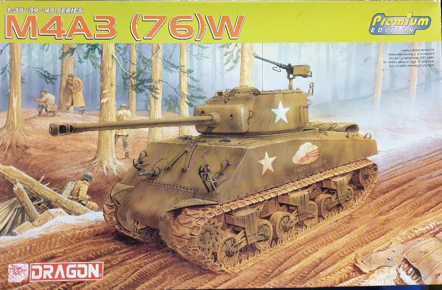 Dragon 6325 M4A3 (76) W