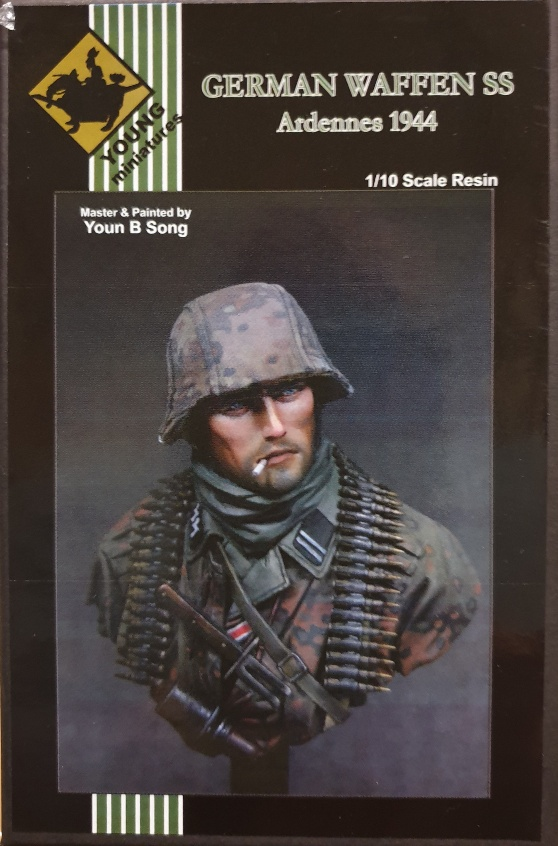 Young Miniatures YM1804 German Waffen SS Ardennes 1944