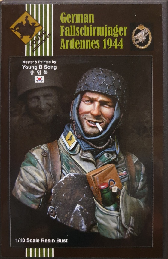 Young Miniatures YM1828 German Fallschirmjager Ardennes 1944