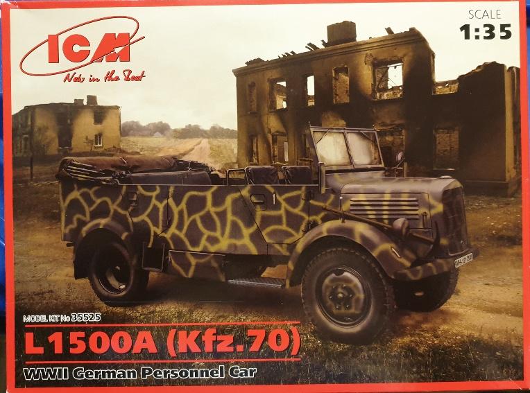ICM 35525 L1500A (Kfz. 70)