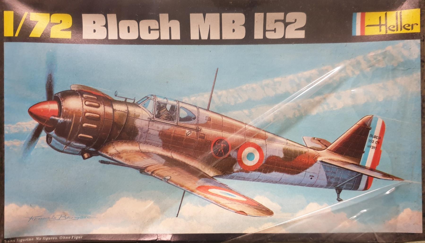 2 Heller 211 Bloch MB 152